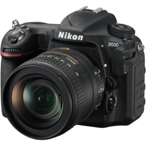 With 16-80mm Lens
