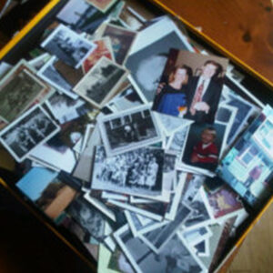 Shoebox Picture Scanning