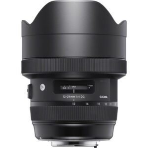 Sigma 12-24mm f/4 DG HSM Art Lens