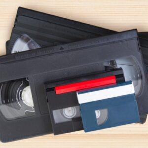 Video Tape Transfers