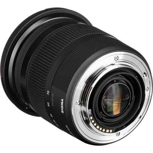 Sigma 17-70mm f/2.8-4 DC Macro HSM Contemporary Lens